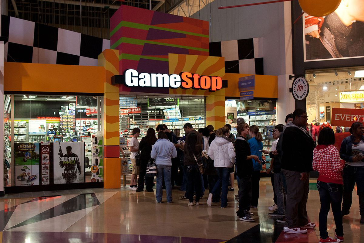 GameStop After Christmas Sale 2018